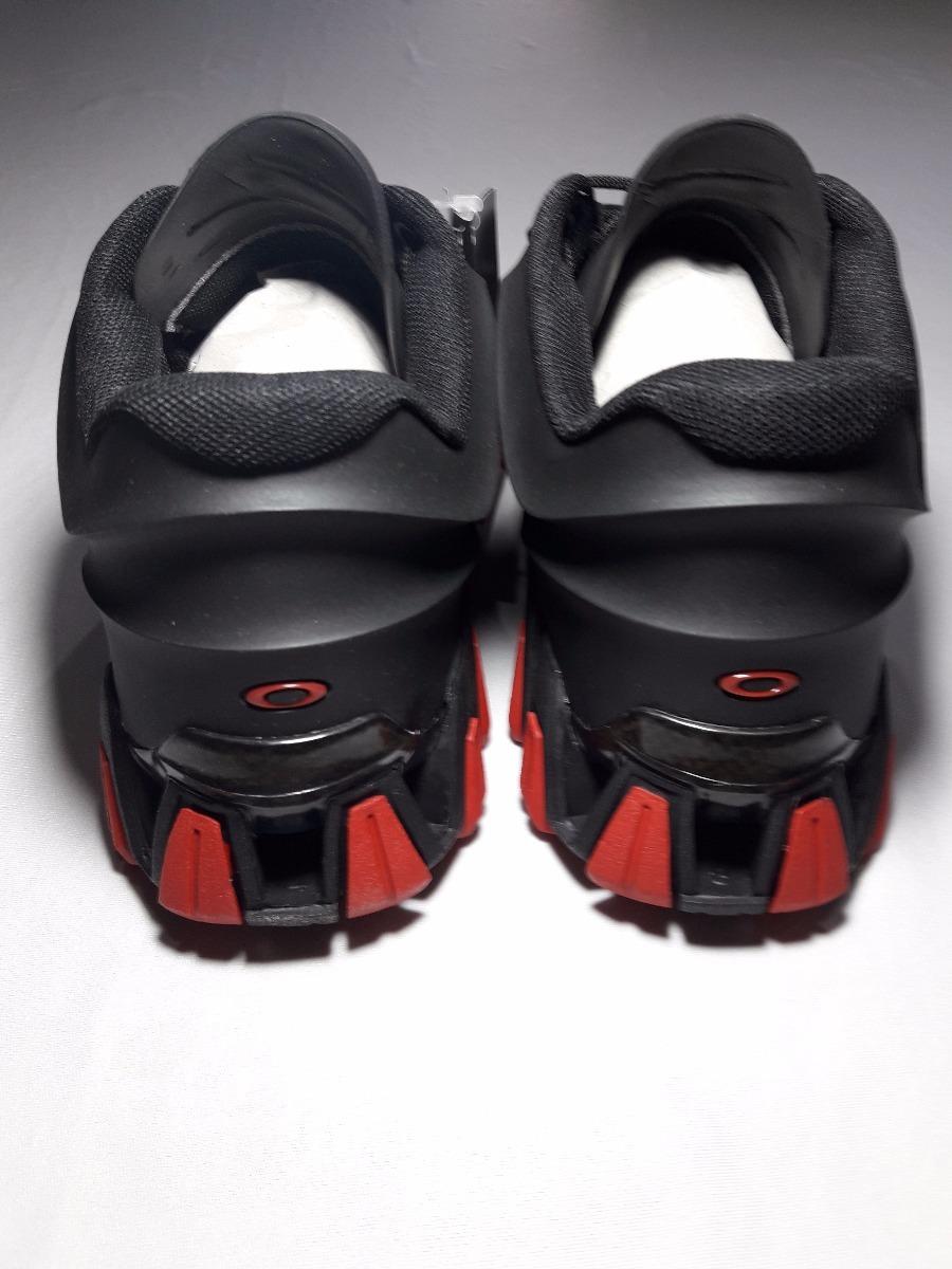 tenis oakley mechanism original preto vermelho (com nota). Carregando zoom. 780ac30408