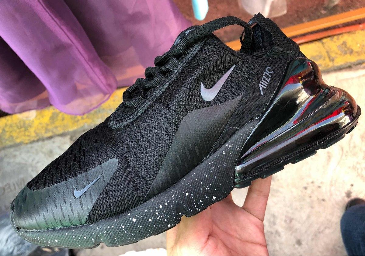 eae52d4fb7d Tenis Oferta Nike Air Max 270 Negro Puntos -   1