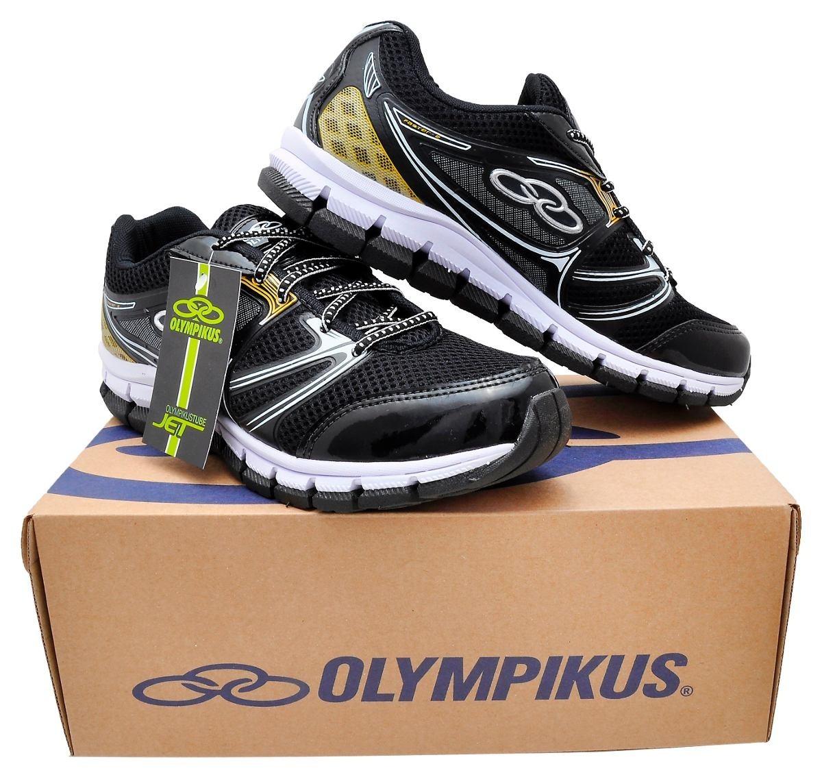 463e2245587 tenis olimpikus kit 2 pares foto original caminhada corrida. Carregando zoom .