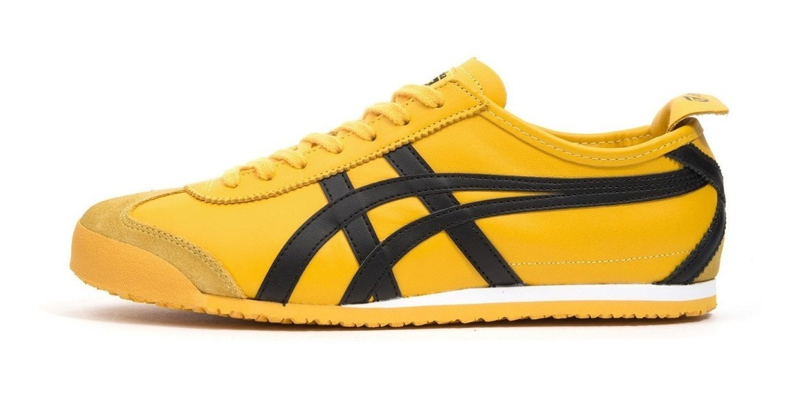 best website 3e2ce 96974 Tenis Onitsuka Tiger Mexico 66 Yellow/black Dl408.0490