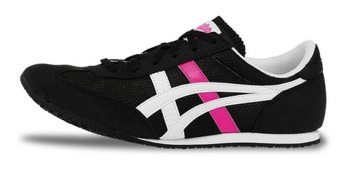 newest 5ccbf 2b732 Tenis Onitsuka Tiger Mujer Negro Machu Racer Dn3539020