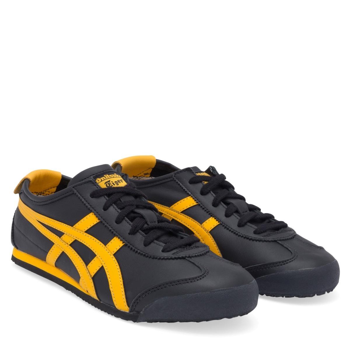 zapatos onitsuka tiger amarillo