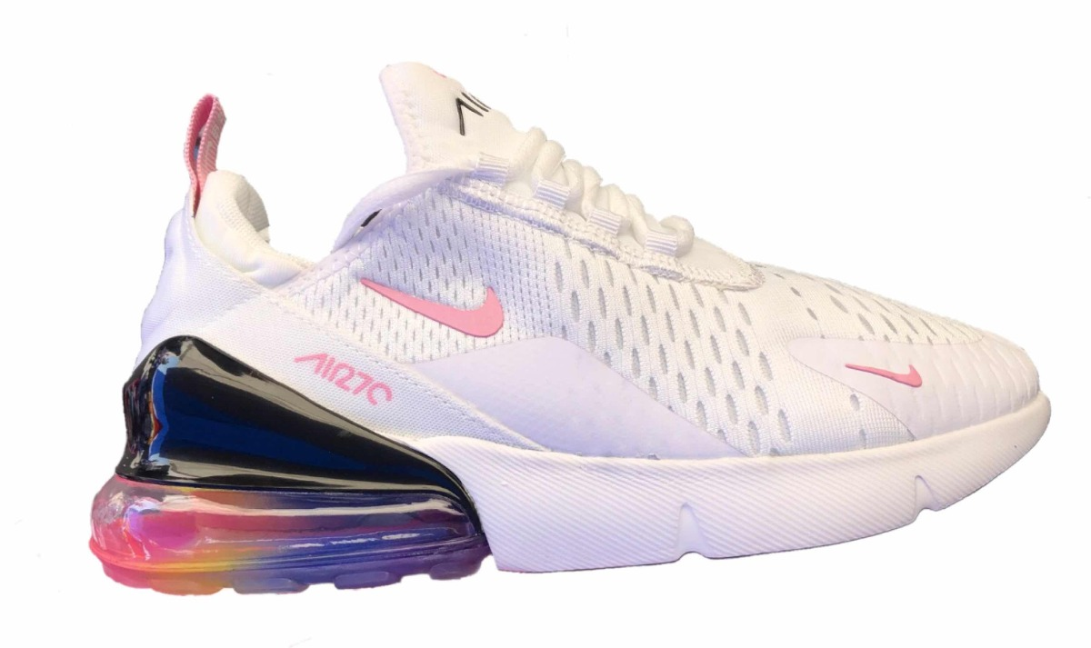 74284c5f789 tenis original nike air max 270 blanco colores. Cargando zoom.
