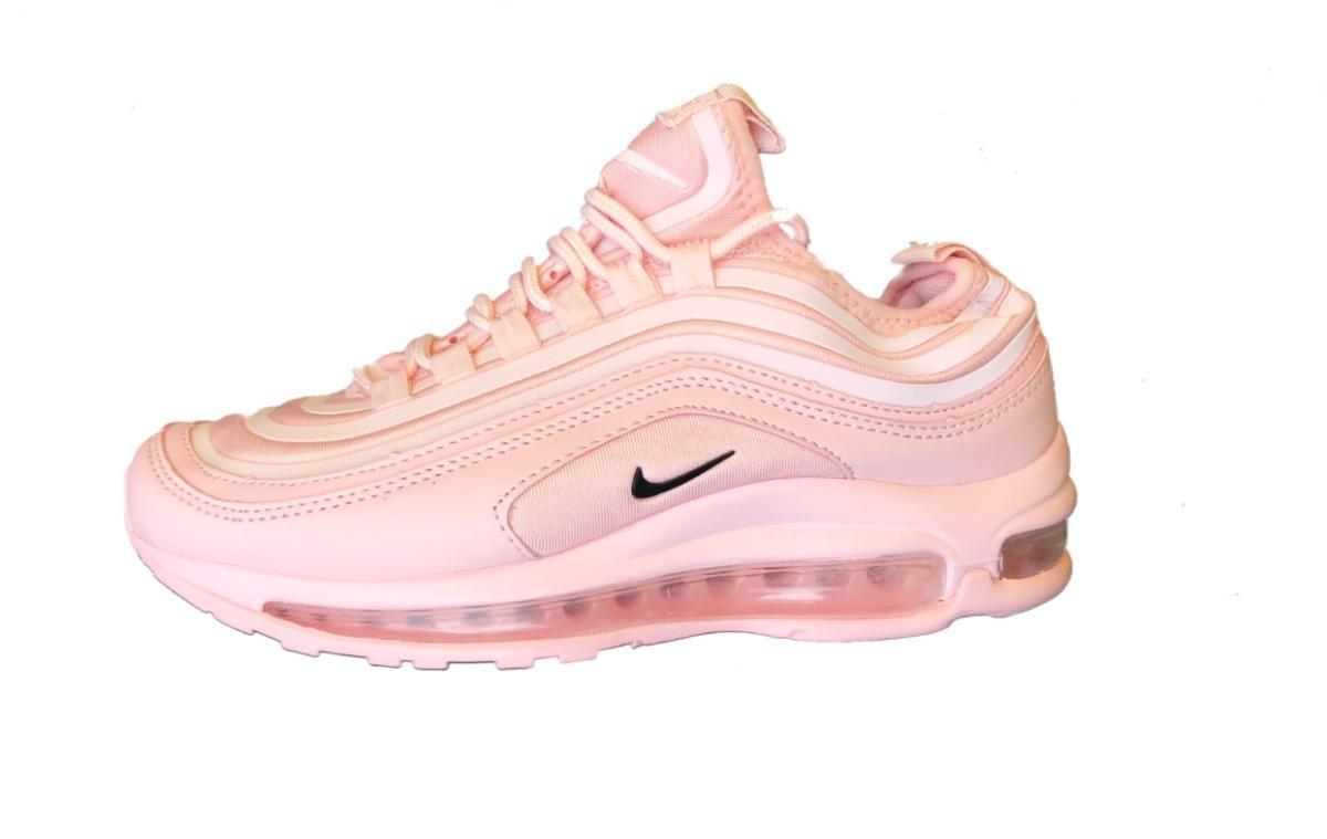 fotos nuevas gran venta de liquidación estilo distintivo nike air max 97 rosadas