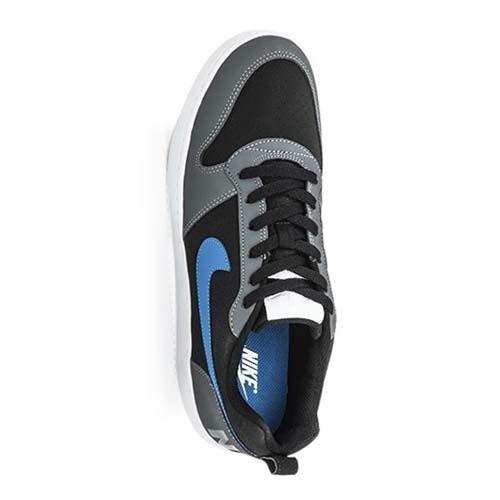 71a6be71656 Tenis Original Nike Court Borough Low Preto Azul 41 Oferta! - R  209 ...