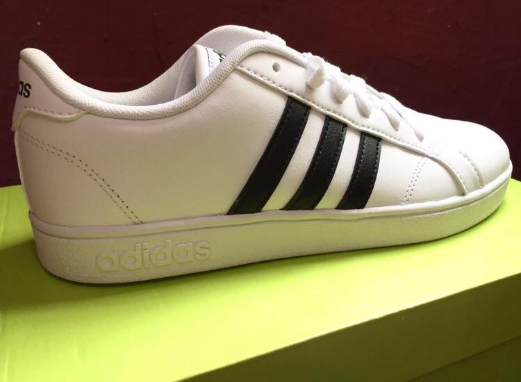 new concept 108f1 ddb0c tenis originales adidas neo blancos unisex