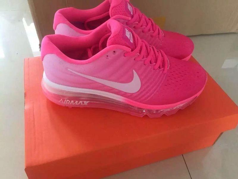 tenis nike rosas para mujer