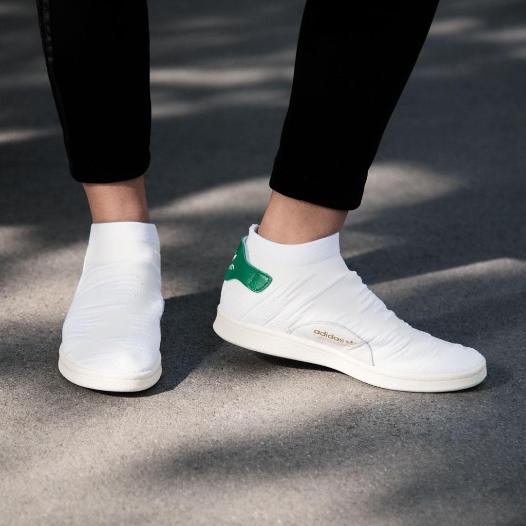 innovative design 7a0f1 79225 Tenis Originals adidas Stan Smith Sock Pk W By9252