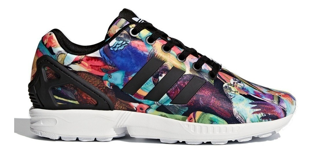 zapatos adidas zx flux mujer