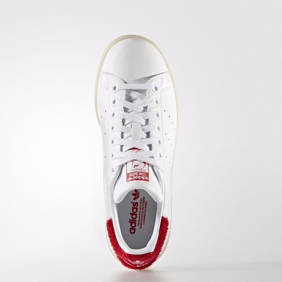 low priced 40086 5ab52 tenis originals de piel stan smith mujer adidas s32256. Cargando zoom.