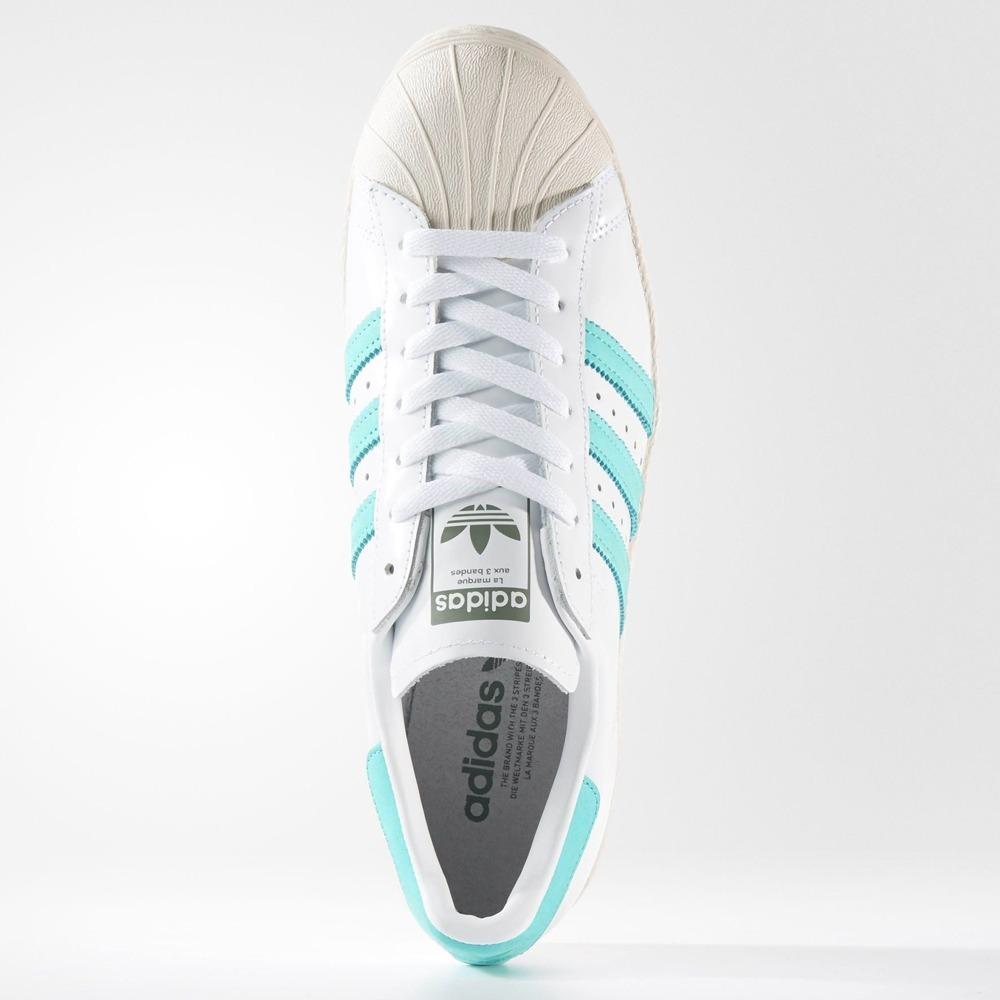 f59ac9345b tenis originals de piel superstar 80s hombre adidas by9047. Cargando zoom.
