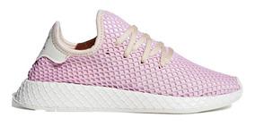 B37600 Adidas Tenis Originals Deerupt Mujer 4ARj5L