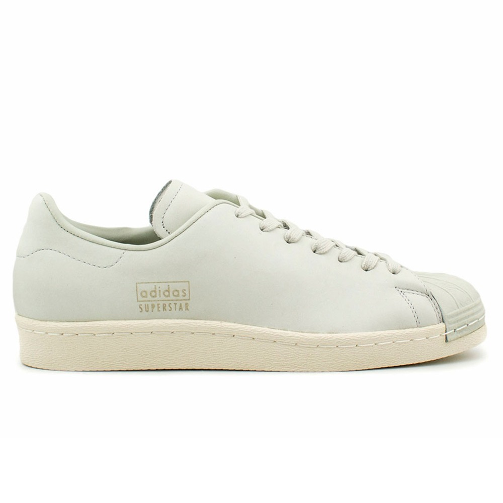 Bb0169 Superstar Adidas Tenis Clean Originals 80s Hombre JcTluF3K1