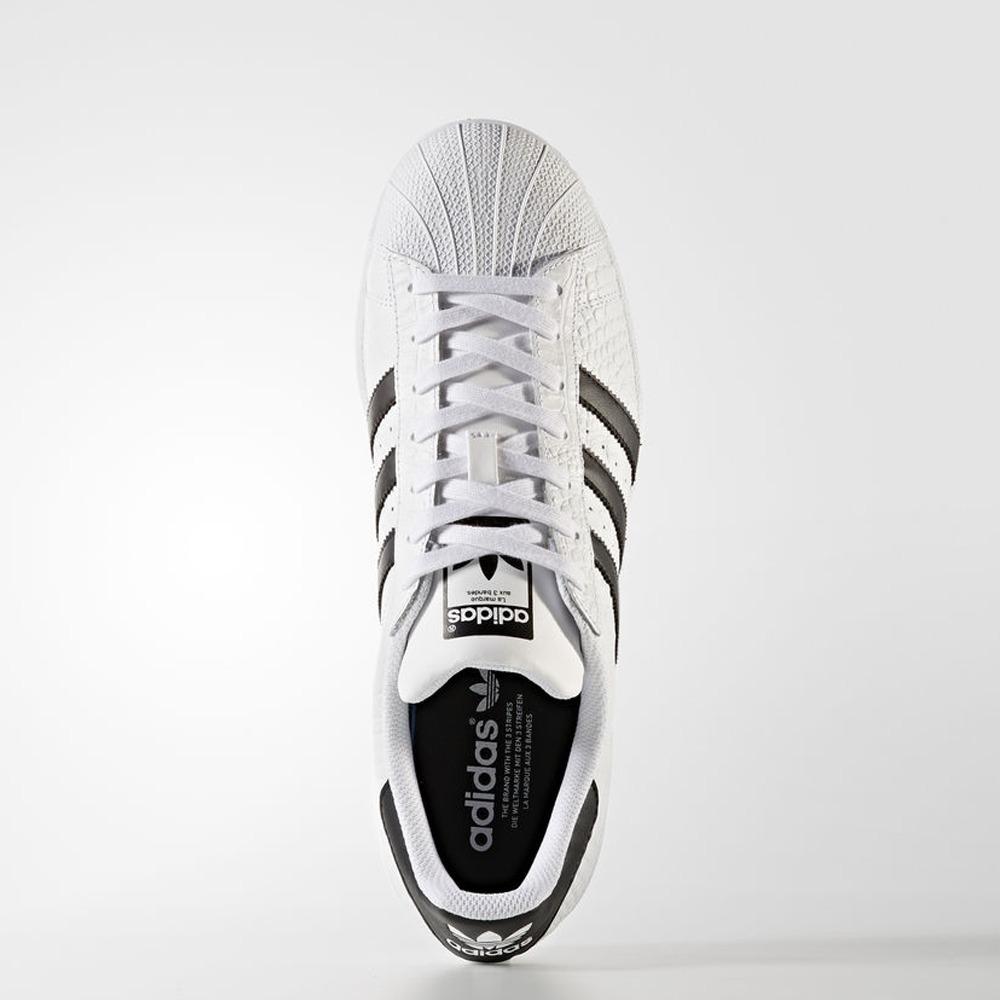 18529be9fda Tenis Originals Superstar Hombre adidas Bz0198 -   999.00 en Mercado ...
