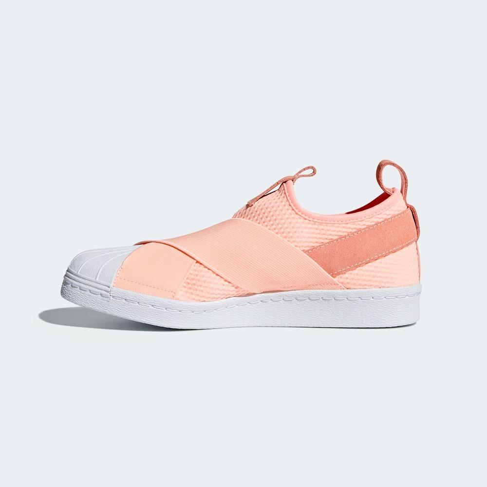 new concept ca7f0 e843a Tenis Originals Superstar Slip-on Mujer adidas Aq0919