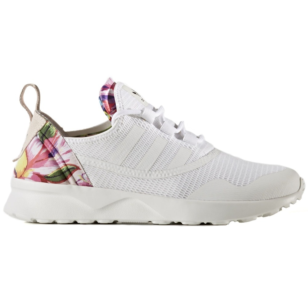 tenis adidas mujer zx flux