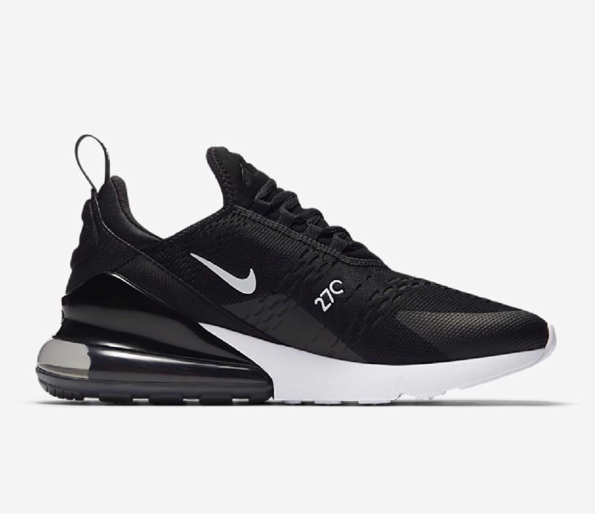 tenis outlet nike air max 270 negro. Cargando zoom. 8e4b73d67c8c6