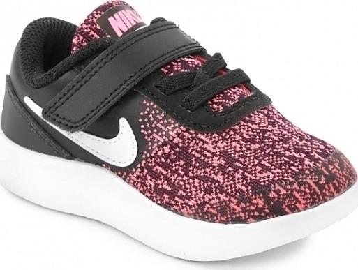 Tenis Para Bebé Nike Flex Contact Tdv - Negro -   849.00 en Mercado ... 06a10a7d9e660
