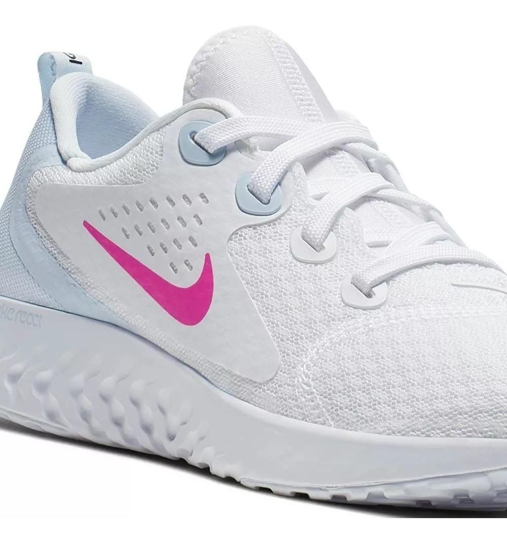 Tenis Nike Legend React Mujer