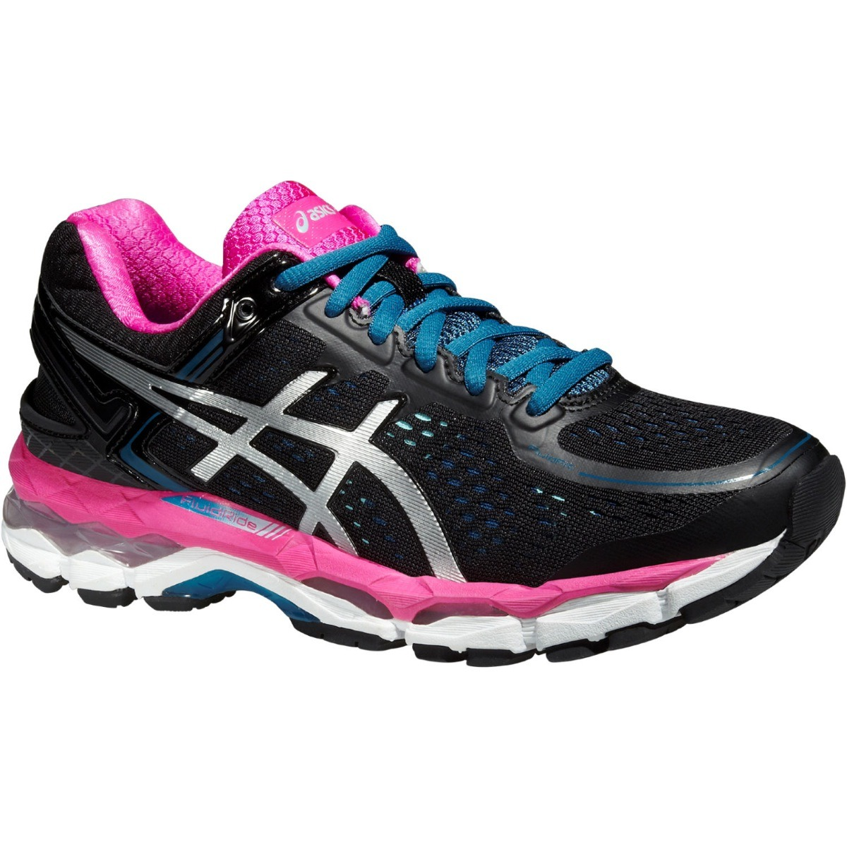 zapatos asics running mujer