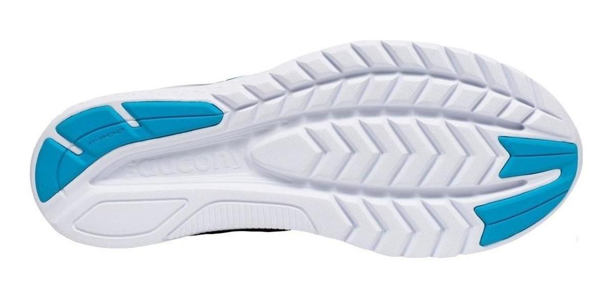 Tenis Para Correr Saucony Kinvara 10 Azul Caballero Run24