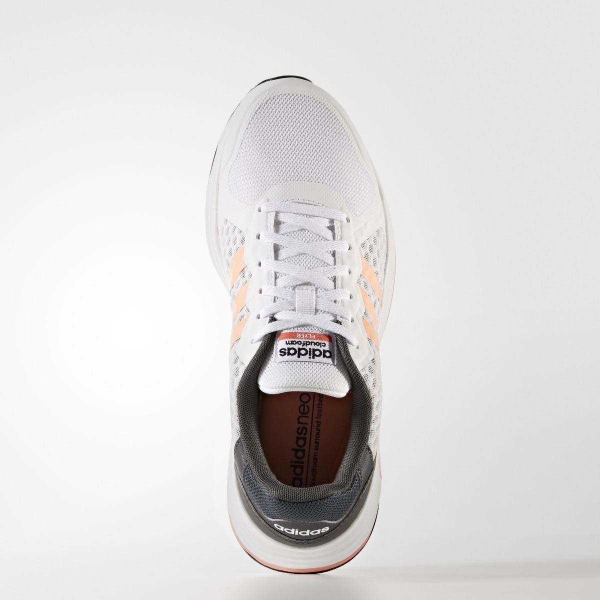 sale retailer 090b2 6f416 tenis para dama adidas cloudfoam flyer w 4726. Cargando zoom.