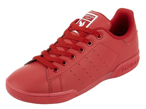 614eab03377 Tenis Para Dama Marca American Fire Color Rojo -   579.00 en Mercado ...