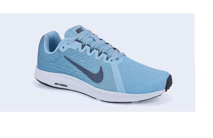 c132b9de Tenis Para Dama Nike Color Azul Cielo Modelo 94400 - $ 1,529.00 en ...