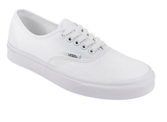 Tenis Para Dama Vans Color Blanco - $ 1,049.00 en Mercado Libre