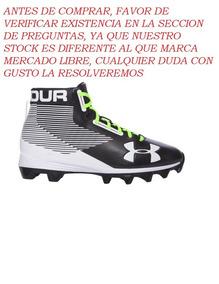 b0c3743325f Tenis Under Armour Para Football Americano - Deportes y Fitness en Mercado  Libre México