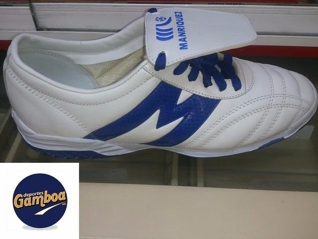 77d9964999c2c Tenis Para Futbol Rapido Manriquez Bco rey -   799.00 en Mercado Libre