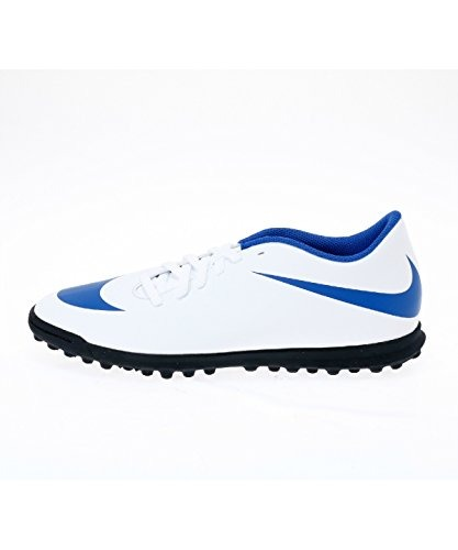 Tenis Para Futbol Rápido Nike Bravatax Blanco Nuevos -   1 37eaf5e1a77a6