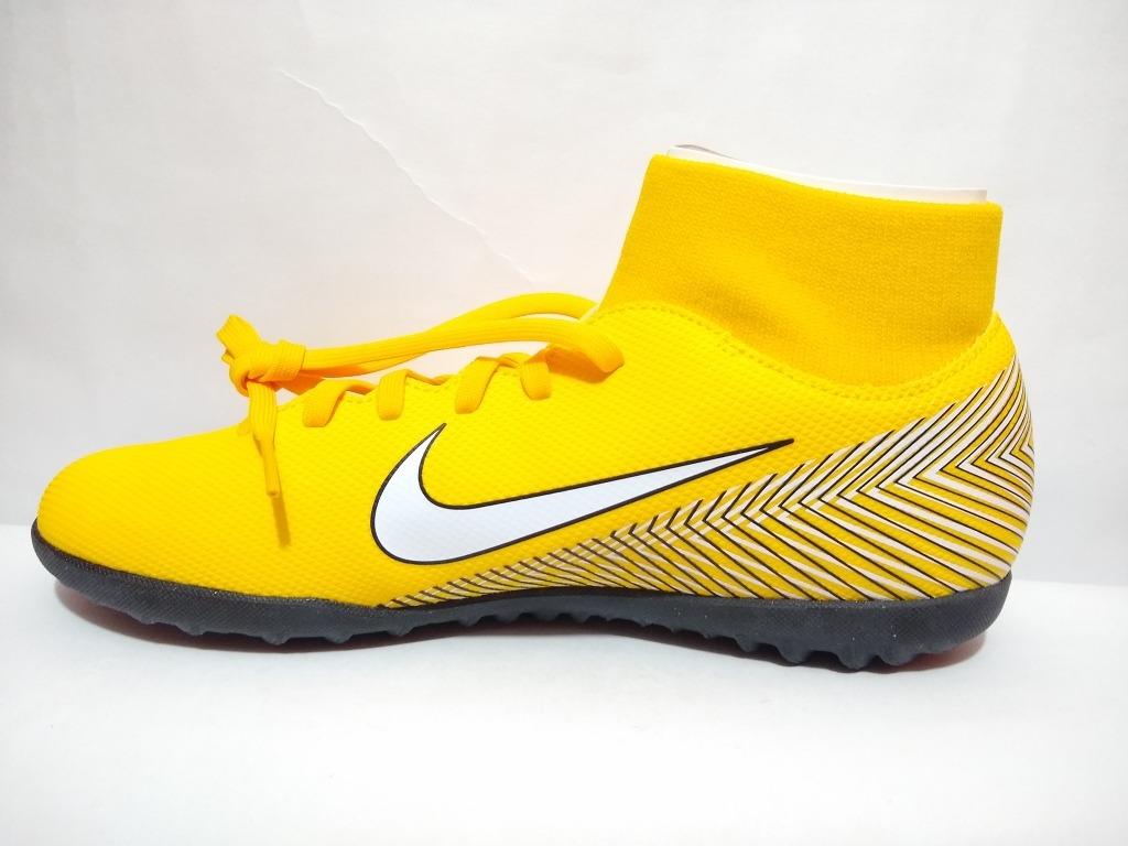 Tenis Para Futbol Rápido Nike Superfly Neymar Envío Gratis