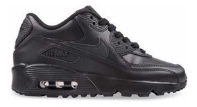 Tenis Nike Air Max 90 Ultra Para Mujer NegrosDigital