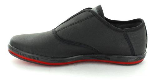 tenis para hombre perry ellis pe-1442-029588 color negro