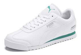 tenis de hombre puma blancos