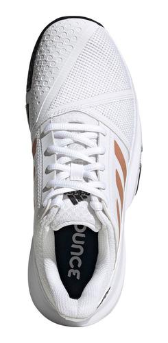 tenis para mujer adidas courtjam bounce w