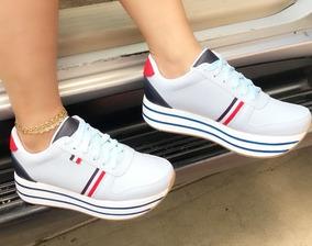 dacbbd14199 Tenis De Moda Juveniles Dama Mujer - Zapatos en Mercado Libre Colombia
