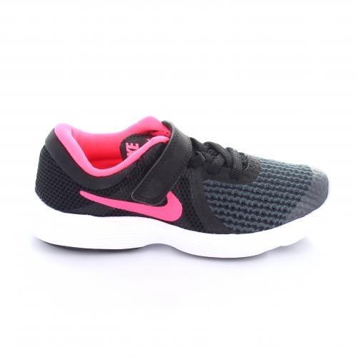 Tenis Para Niña Nike 943307-004-048999 Color Negro -   809.00 en ... bb19fa1f76ee6