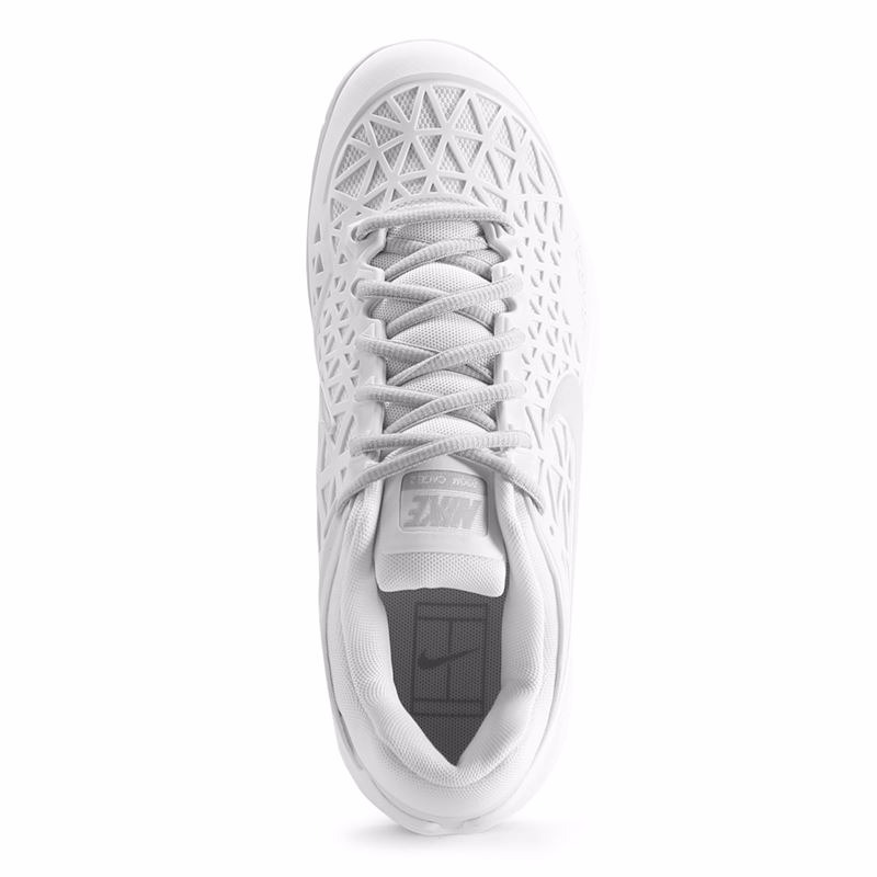 e6afb114589 tenis para tennis nike zoom cage 2 white remate. Cargando zoom.