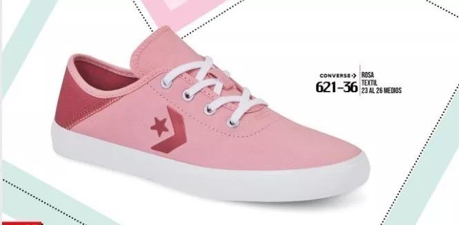 converse rosa 19