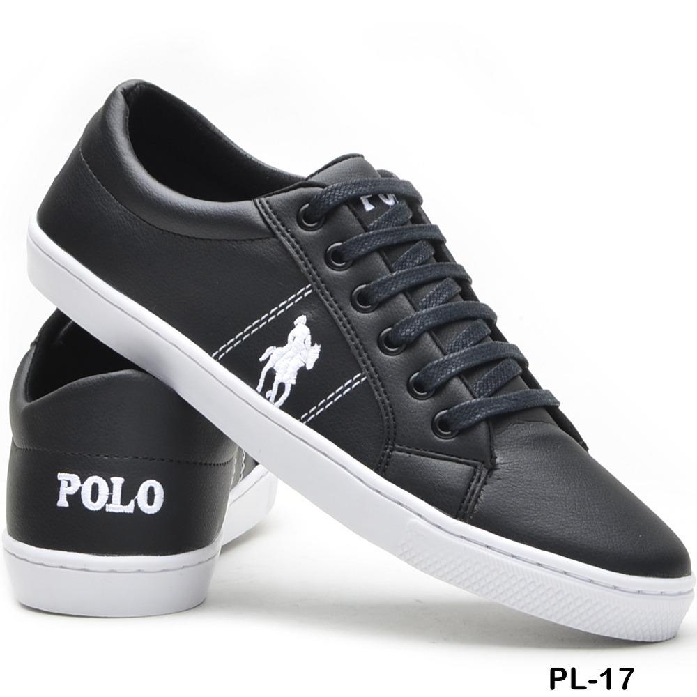25e19a9776 Tenis Polo Plus Masculino Original Sapatenis Casual Promoção - R  60 ...