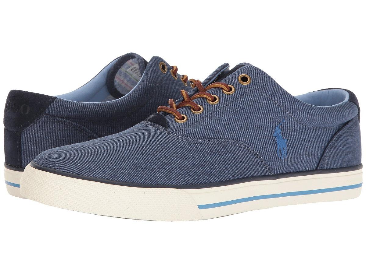 ... netherlands tenis polo ralph lauren vaughn azul ml 554. cargando zoom.  33e12 91c83 ebb4ba789a1