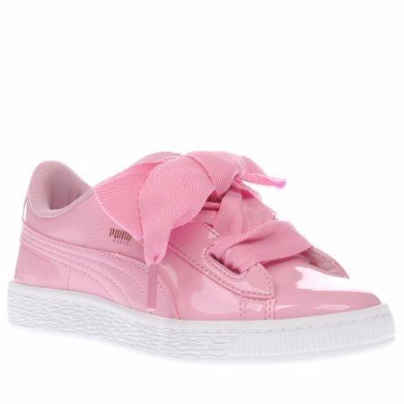calzado puma niña