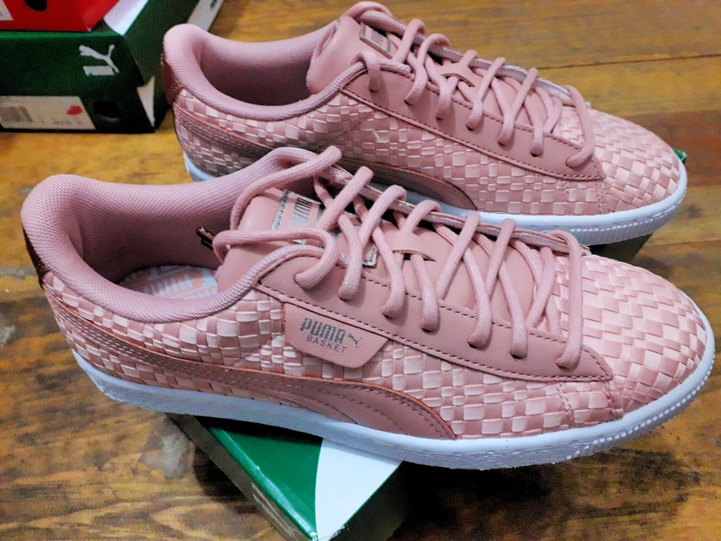 outlet store 9743d 52a4a Tenis Puma Basket Satin Mujer 24.5cm