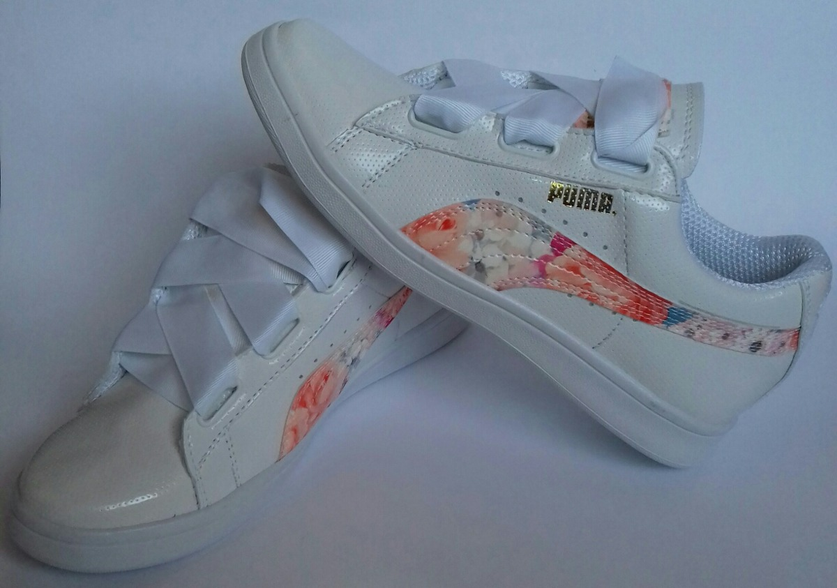 8b4dd629d Para Zapato De Tenis Moda Oferta Puma Mujer Blancos Casual vwHxnPE6q