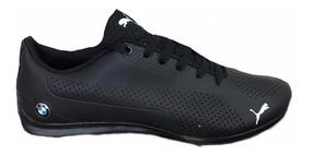 zapatos puma negras hombre