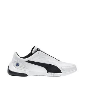 Tenis Puma Bmw Mms Kart Cat Iii Blanco Hombre Power Pd182481