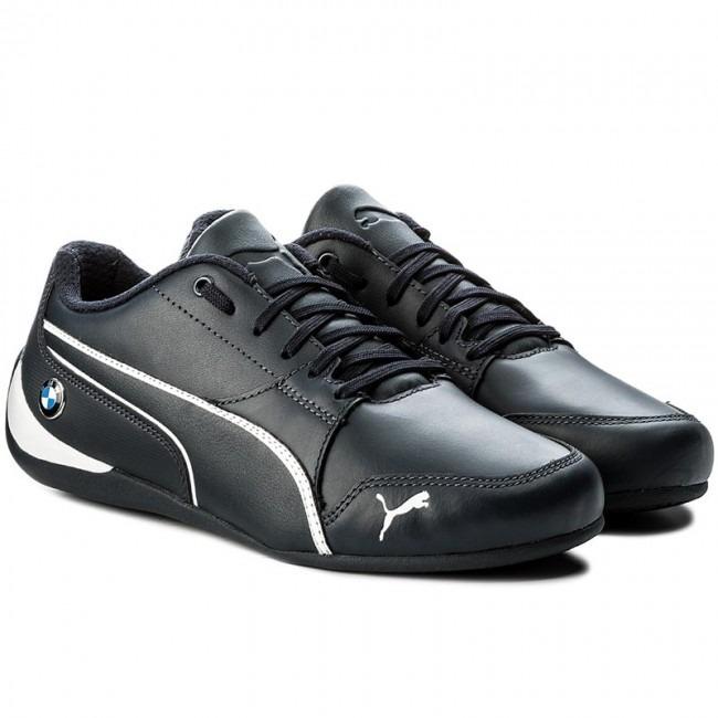 7ea6556c95d Tenis Puma Bmw Ms Drift Cat 7 Originales Azul Marino Casual ...