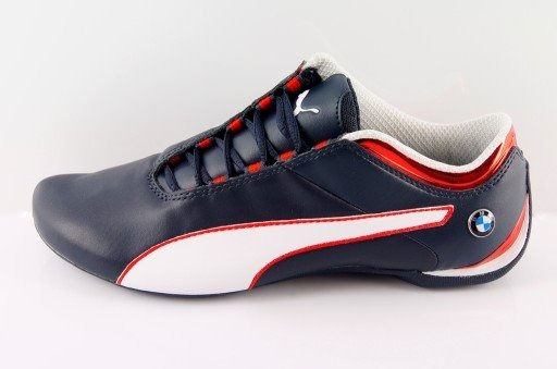 5539c3d45 Tenis Puma Bmw Ms Future Cat Mu Azul Marino #5 Originales ...